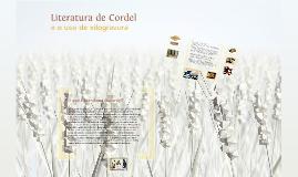 Literatura de Cordel