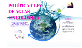 POLITICA Y LEY DE AGUAS