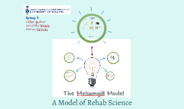 A Model of Rehab Science
