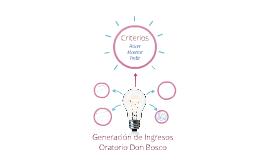 Ideas para generar nuevos ingresos