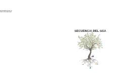 SECUENCIA DEL SGA