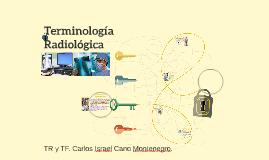 Terminologia Radiologica