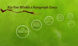 rip van winkle essay by mallory dawson on prezi