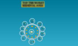 Top Ten Worst Medieval Jobs (Copy)