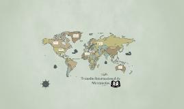 Copy of Tránsito Internacional de Mercancías