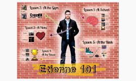 Etienne 101