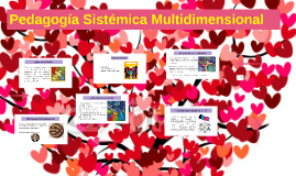 Copy of Pedagogía Sistémica Multidimensional