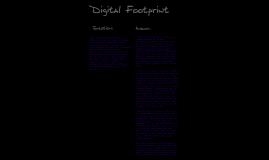Digital Footprint; test