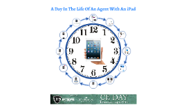 A Day In The Life Of An Agent With An iPad