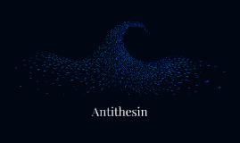 Antithesin