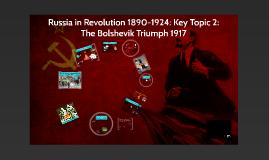 Russia in Revolution: 1881-1924