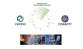 Copy of SERVICIOS DE TELECOMUNICACIONES