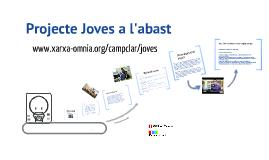 Jornades Òmnia - Projecte Joves a l'abast