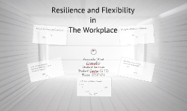 Copy of Resilience and Flexibility - 4th Year Pharmacy