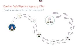 Copy of The CIA
