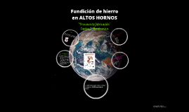 Copy of hierro y alto horno