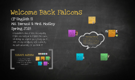 Welcome Back Falcons