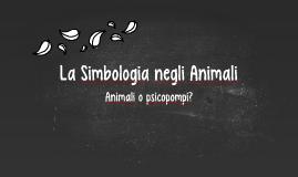 Animali o psicopompi?
