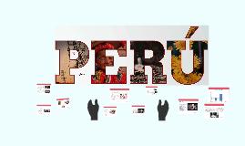 Grupos poblacionales en el Perù
