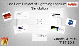 2nd Part. Project of Lightning Stadium
