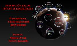 Copy of Copy of PERCEPCIÓN SOCIAL FRENTE AL PANDILLISMO