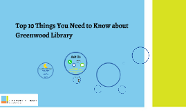 Top 10 Things You Need to Know about Greenwood Library