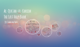 Al-Qur'an-ul-Kareem