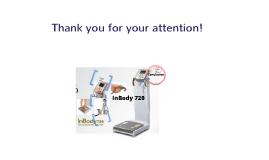 Equipo InBody