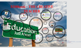 ED88006 - THE CREATIVE TEACHER