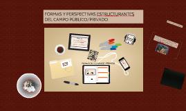 Copy of FORMAS Y PERSPECTIVAS ESTRUCTURANTES DEL CAMPO PÚBLICO/PRIVA