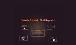 Urszula Dudziak i Ella Fitzgerald