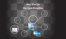Copy of Harrison - Burj Khailifa