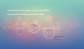 Copy of COMUNICACIÓN COMUNITARIA Y MUSEOS