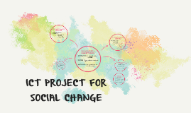 Copy of ICT PROJECT FOR SOCIAL CHANGE