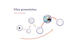 Mini presentation - Module 6