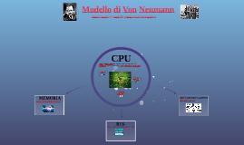 Modello di Von Neumann