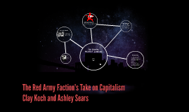 The Red Army Faction's Take on Capitalism