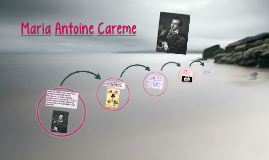 Maria Antoine Careme
