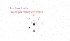 Projet: par Halley et Payton