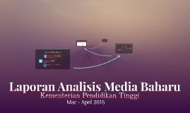 Laporan Analisis Media Baharu
