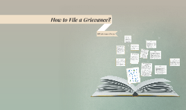 How to File a Grievance?