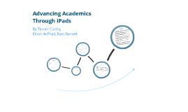 Advancing Academics Through iPads