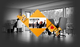 Copy of LA RECETA DEL ÉXITO