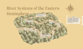 River Systems of the Eastern Hemisphere