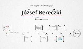 Timeline Prezumé by József Bereczki