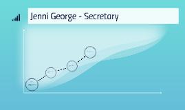 Jenni George - Secretary