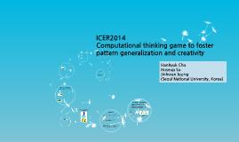 ICER2014