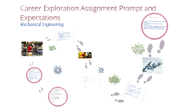 Career Exploration Assignment