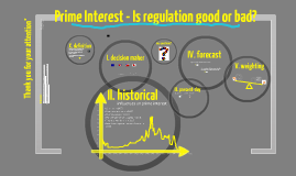 Prime Interest - should the market be more regulated?