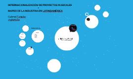INTERNACIONALIZACIÓN DE PROYECTOS MUSICALES +